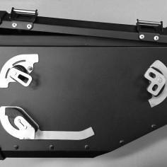 Pannier mounting kit RACER - kit for 1 pannier