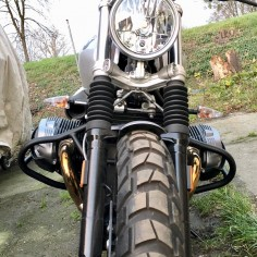 Crash bar for Urban G/S & Scrambler