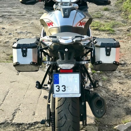 Pannier system RACER for S1000XR