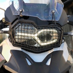 Headlight protector for BMW F750/850GS