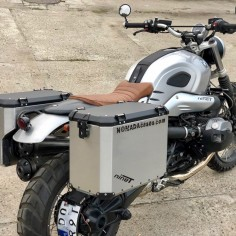 Pannier System SOLO with Nomada PRO SD