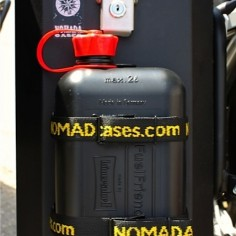 holder + fuel canister  2L - set