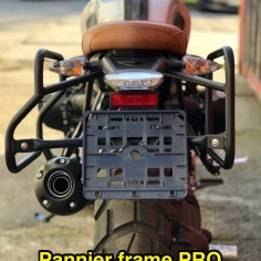 Pannier frame PRO for R9T, Urban G/S & Pure