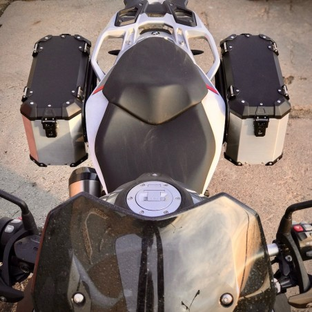 Pannier system RACER for S1000XR