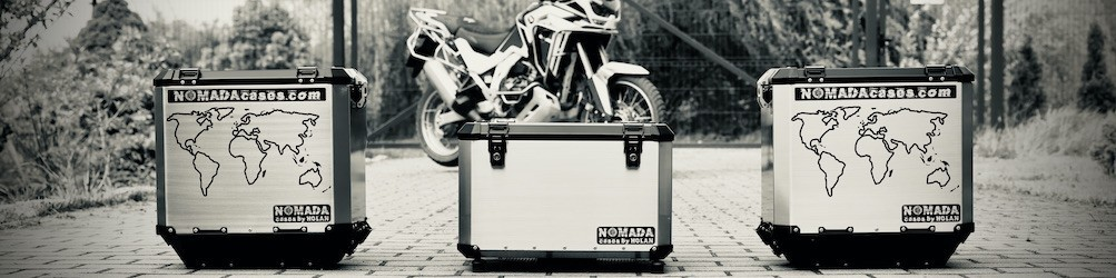 Nomada EXPEDITION panniers