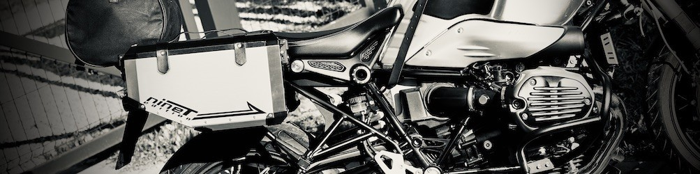 Nomada RACER panniers