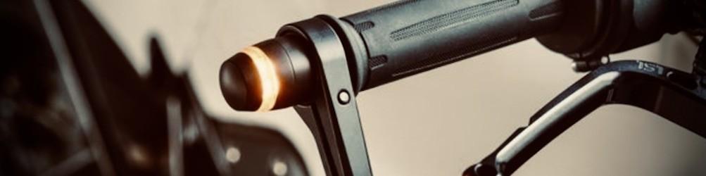 BL 2000 - integrated handlebar turn signal